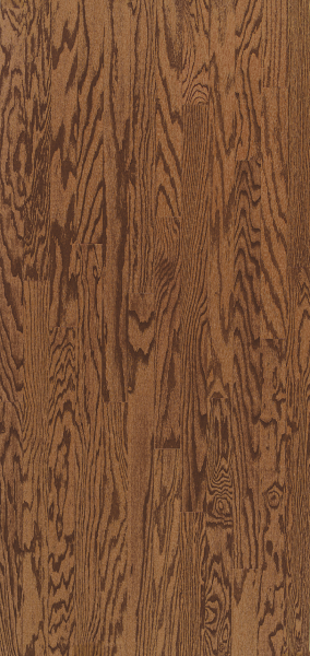 Bruce Turlington 3″ Plank Oak Woodstock E537Z