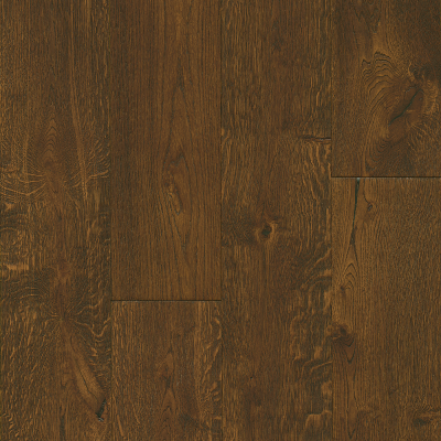 Armstrong Timberbrushed Deep Etched Hampton Brown 7 1/2 in Deep Etched Hampton Brown EAKTB75L408