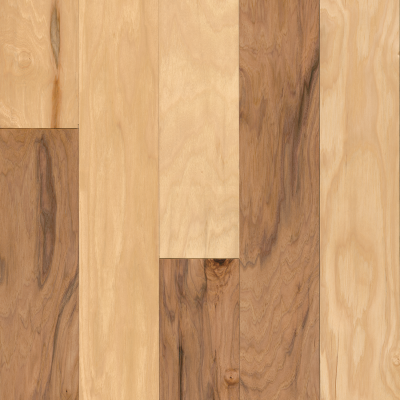Armstrong American Scrape Hardwood Natural 5 in Natural EAS511