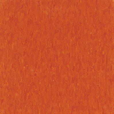 Armstrong Standard Excelon Imperial Texture Diamond 10 Tech Pumpkin Orange Z1813031