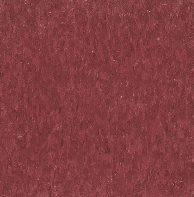 Armstrong Standard Excelon Imperial Texture Diamond 10 Tech Pomegranate Red Z1814031