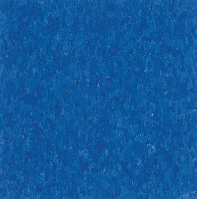 Armstrong Standard Excelon Imperial Texture Diamond 10 Tech Marina Blue Z1820031