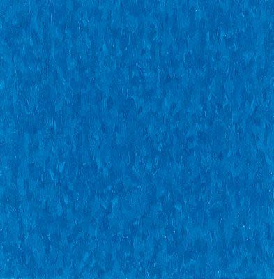 Armstrong Standard Excelon Imperial Texture Diamond 10 Tech Caribbean Blue Z1821031