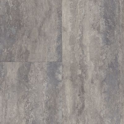 Armstrong Luxe Plank With Rigid Core Travertine Misty Day A6445U11