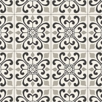 Armstrong Cushionstep Better Amador Medallion Heirloom Gray B3383401
