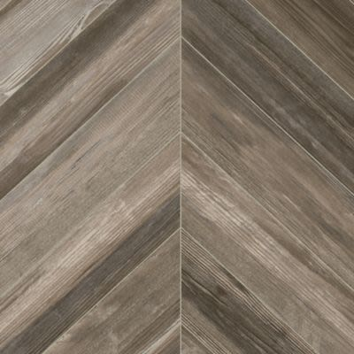 Armstrong Cushionstep Better Chevron Forest Brown Hops B3387401
