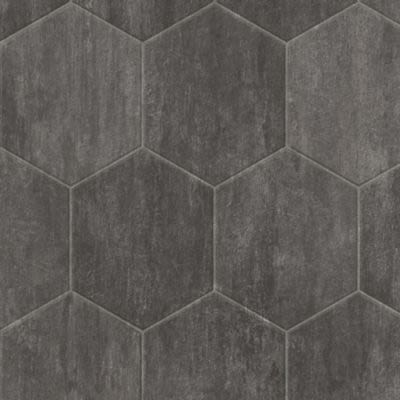 Armstrong Cushionstep Better Stone Hex Slate Gray B3392401