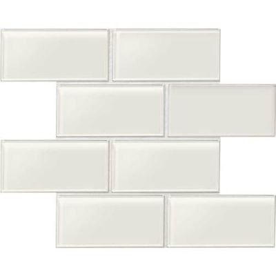 Daltile Amity White White/Cream AM50361P