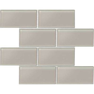 Daltile Amity Grey Gray/Black AM52361P