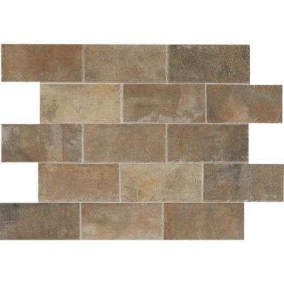 Daltile Brickwork Patio BW03481P