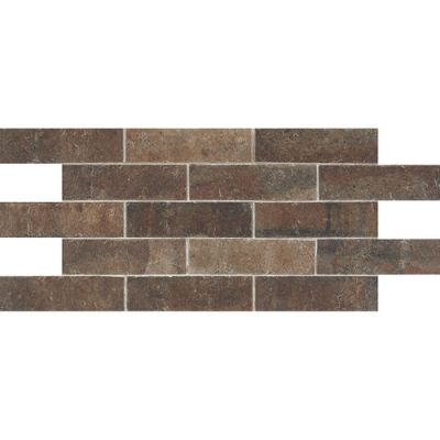 Daltile Brickwork Terrace Brown BW05281P