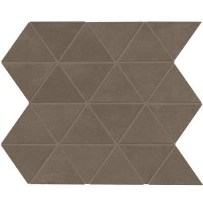 Daltile Chord Baritone Brown CH2433TRIAMS1P2