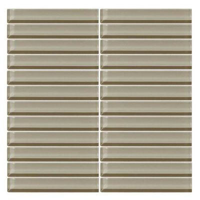 Daltile Color Wave Casual Tan Straightjoint Mosaic Beige/Taupe CW0716MS1P