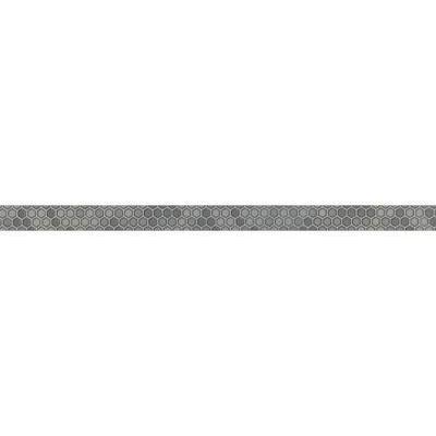 Daltile Embold Hex Light Grey EO03124DECOH1P