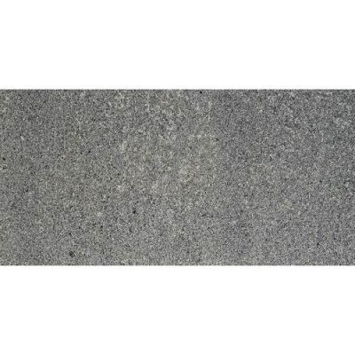 Daltile Granite Collection Fuji Black (flamed) Gray/Black G71012241M