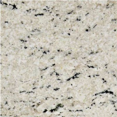 Daltile Granite Collection Cotton White (polished) White/Cream G9583/4SLAB1L