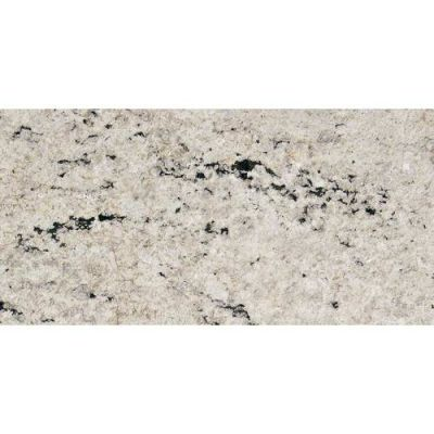 Daltile Granite Collection Cotton White (Flamed) G95812241M
