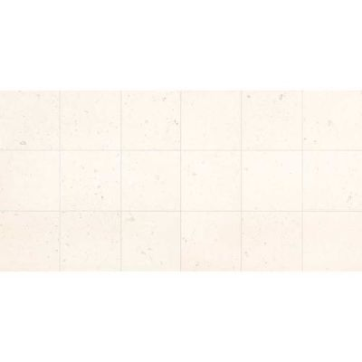 Daltile Limestone Collection Blavet Blanc (Honed) L34012121U