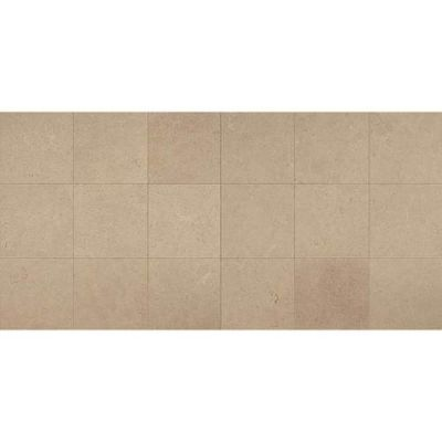 Daltile Limestone Collection Corton Sable (Lite Honed) L3436181U