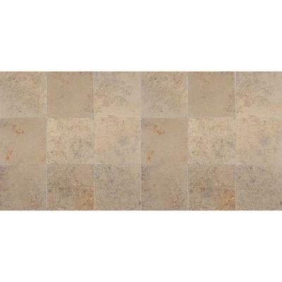 Daltile Limestone Collection Jura Gray/Beige Blend (Honed) L70412241U