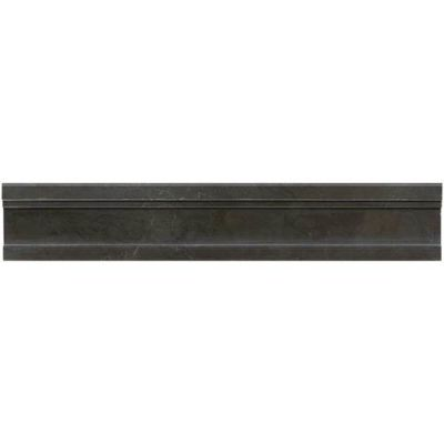 Daltile Marble Collection Antico Scuro 2 x 12 Chair Rail M049212MCR1L