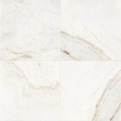 Daltile Marble Collection Daphne White (Polished and Honed) M10312121U