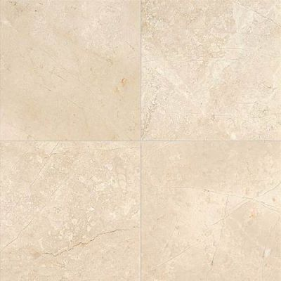 Daltile Marble Collection Phaedra Cream (Polished and Honed) M10718181U