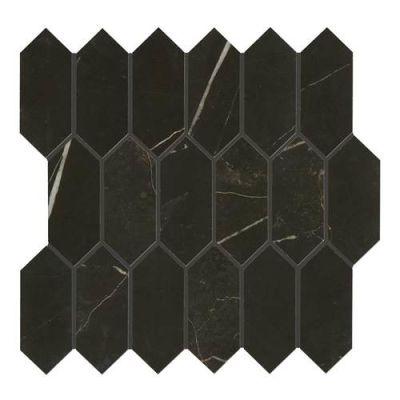 Daltile Marble Attache Nero MA8325HEXMSMT1P