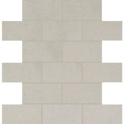 Daltile Modern Hearth Chimney Corner Gray/Black MH0624MS1P6