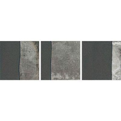 Daltile Metro Impressions Alleyway Coal Mix MI371010W1P