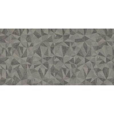 Daltile Fabric Art Modern Kaleidoscope Ashen Steel Prism MK7212241PK