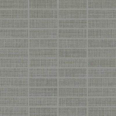 Daltile Fabric Art Modern Textile Medium Gray MT5313SWATCH