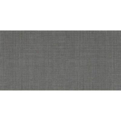 Daltile Fabric Art Modern Textile Dark Gray MT5412241PK