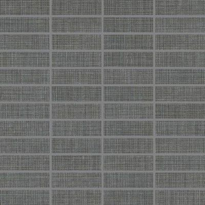 Daltile Fabric Art Modern Textile Dark Gray MT5413SWATCH