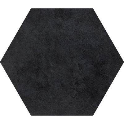 Daltile Bee Hive Black Gray/Black P0112420HEX1P