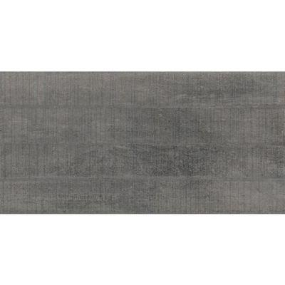 Daltile Concrete Masonry Rebar Grey P0371632DECO1P