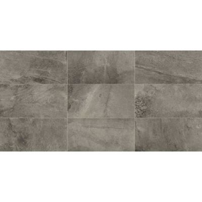 Daltile Slate Attache Meta Dark Gray SA0712241PK