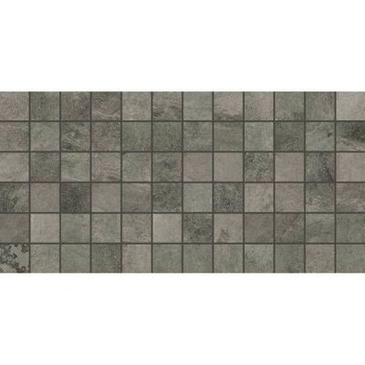 Daltile Slate Attache Meta Dark Gray Gray/Black SA0722MS1P2