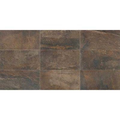 Daltile Slate Attache Multi Brown SA0812241PK