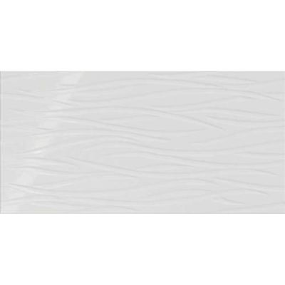 Daltile Showscape Stylish White Brushstroke SH091224E1P2