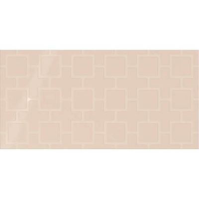 Daltile Showscape Almond Square Lattice SH101224B1P2