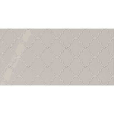 Daltile Showscape Soft Gray Arabesque SH111224A1P2