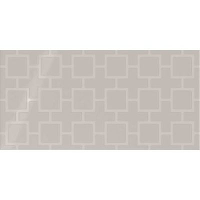Daltile Showscape Soft Gray Square Lattice SH111224B1P2