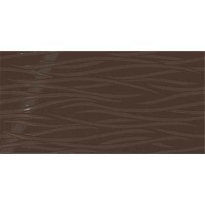 Daltile Showscape Cocoa Brushstroke Brown SH131224E1P2
