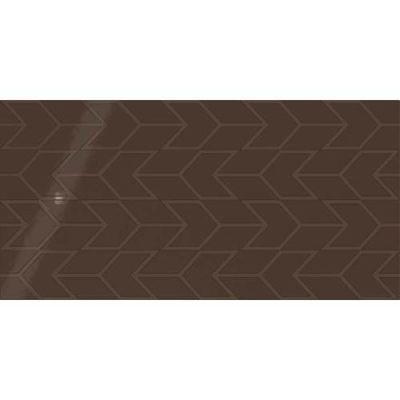 Daltile Showscape Cocoa Chevron SH131224C1P2