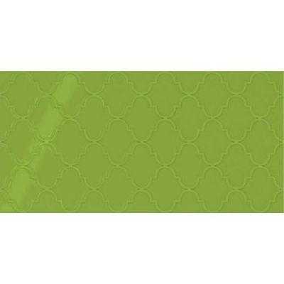 Daltile Showscape Vivid Green Arabesque SH151224A1P2