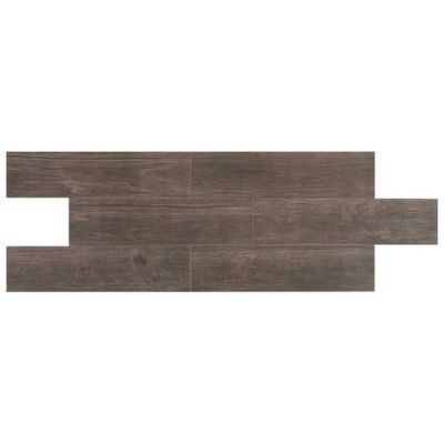 Daltile Willow Bend Smoky Brown WB026361PR