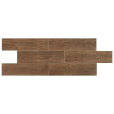 Daltile Willow Bend Dark Brown WB036361PR