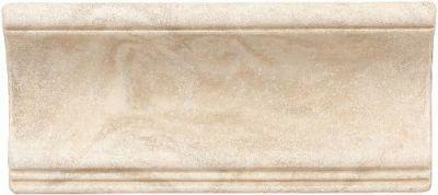 Daltile Fashion Accents Shelf Rail Crema 3 1/2″ X 8″ Beige/Taupe FA77358SR1P