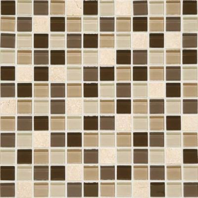 Daltile Mosaic Traditions Zen Escape BP9634112BJMS1P